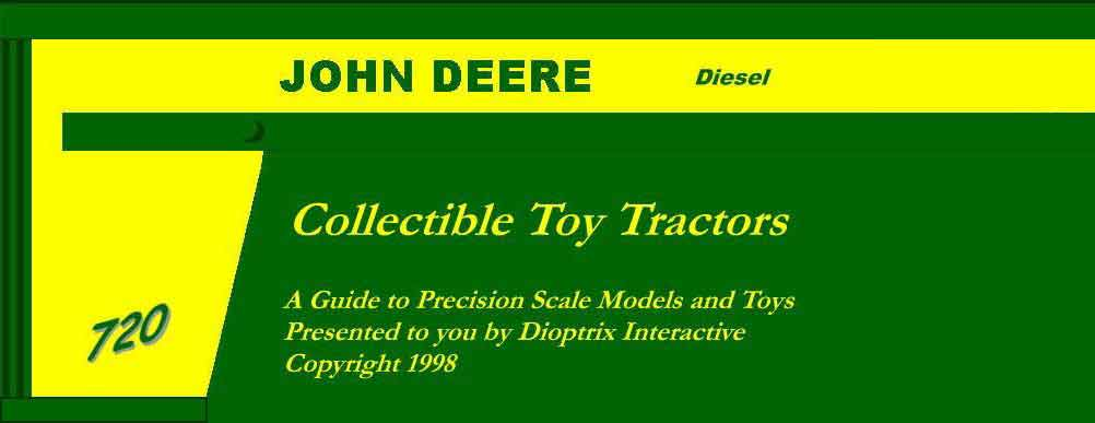 JD Collectible Toy Title